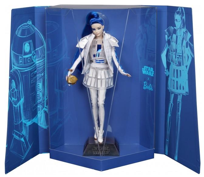 バービー スター・ウォーズ R2-D2