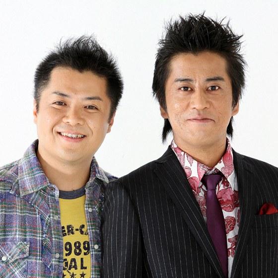 ブラックマヨネーズの小杉(左)さんと吉田(右)さん