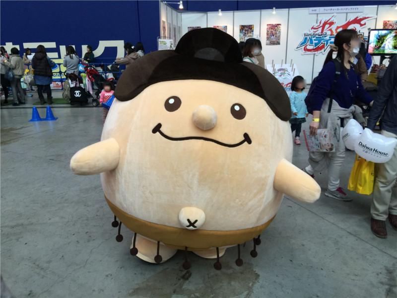 保険コンパスのマスコットキャラクター「めんどうみ」