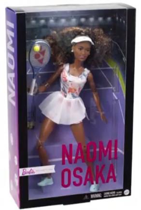 大坂なおみモデルのバービー人形